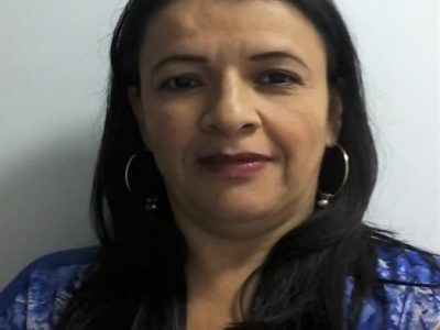Maribel Colorado Muñoz, Candidata Al Comité Comunal De Inclusión San Antonio De Prado
