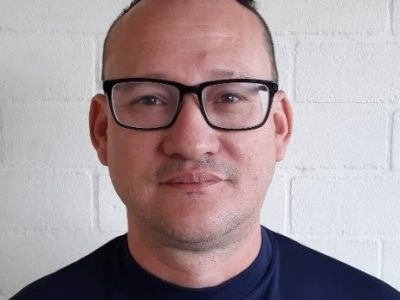 Oscar Fernando Carvajal Hernández, Candidato Al Comité Comunal De Inclusión San Antonio De Prado
