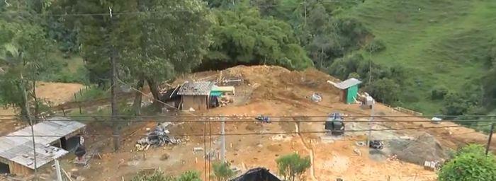 Derrumbe en San Antonio de Prado deja dos muertos
