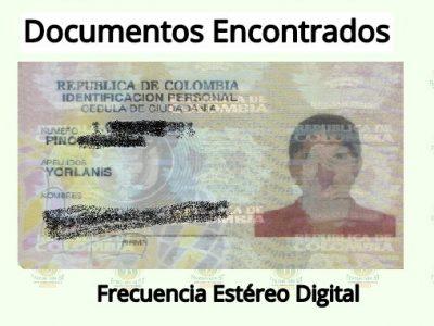 Se Encontró La Cédula De Ciudadanía De Yorlanis Pino Herrera