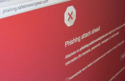 Víctima De Phishing