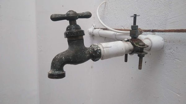 Interrupcion servicios de Agua