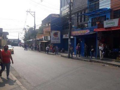 Corregidor Y Policía De San Antonio De Prado Intervinieron Para Garantizar La Entrega Del Subsidio Al Adulto Mayor