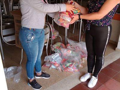 Así Va La Entrega De Alimentos (PAE) En Las Instituciones Educativas De San Antonio De Prado