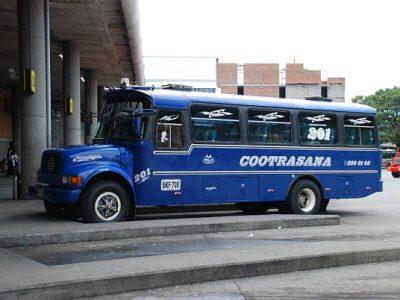 Atención¡ Solo El Martes 24 De Marzo, Habrá Transporte Intermunicipal De Cootrasana