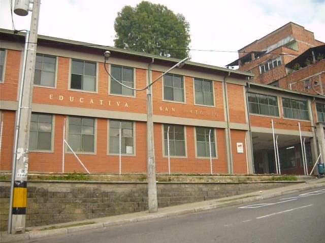 Institucion educativa San Antonio de Prado