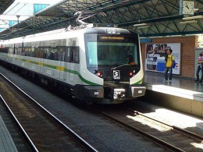 Durante Mayor Afluencia, El Metro De Medellín Alcanza Solo El 51.3% De Su Capacidad.