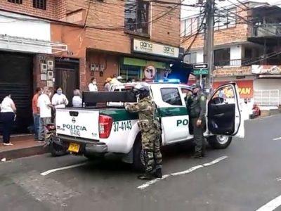 Los Héroes De Verde, También Existen En San Antonio De Prado