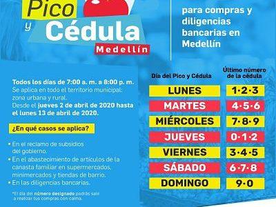 Atención¡ San Antonio De Prado Ya Tiene Pico Y Cédula