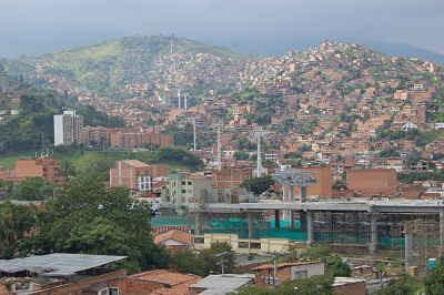 Pilas¡ En San Javier Comuna 13 De  De Medellín, Se Realizará Encuesta Para Ayudas Humanitarias