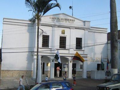Casos De COVID-19 En San Antonio De Prado Al 19 De Julio