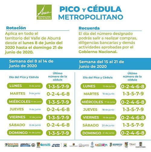 Pico y cédula desde el 8 al 21 de Junio_opt