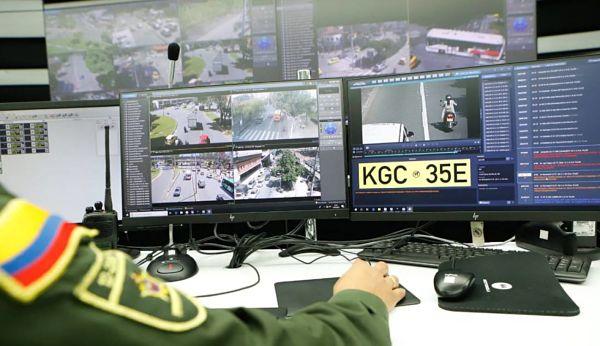 Sistema De Video Vigilancia De Medellín, Sigue Dando Buenos Resultados En La Ciudad.