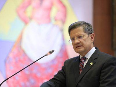 Gobernador Encargado De Antioquia, Fuehospitalizado, Esteviernes31 De Julio.