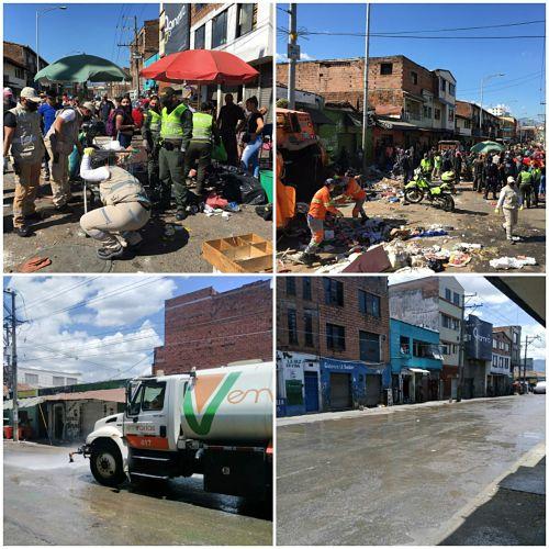 Limpieza espacio Público en Medellín_opt