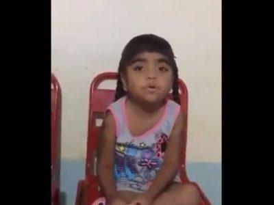 Manuela A Sus 8 Años De Edad, Pide Ayuda Para Un Trasplante De Riñón. ¡Ayudémosla!