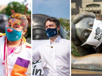 Medellín Me Cuida, Sigue Apoyando Al Sector Artístico