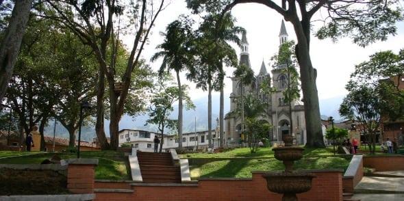 Parque de La Estrella – Antioquia