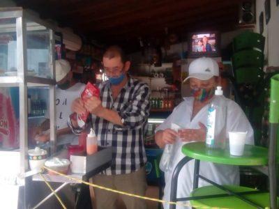 Una Familia Del Campo, Que Pasó Del Guaro A La Empanada