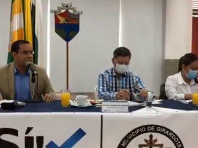 Alcalde De Girardota, Pide El Traslado De Los Peajes Por Fuera Del Área Metropolitana