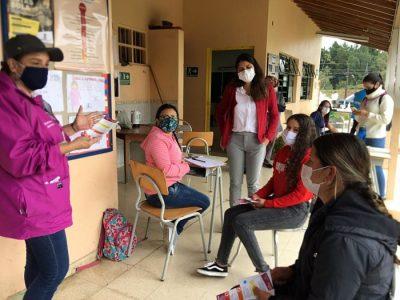 Servicios De Salud A Mujeres De Yarumalito, En San Antonio De Prado