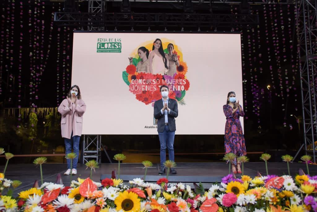 Concurso Mujeres Jóvenes Taleno