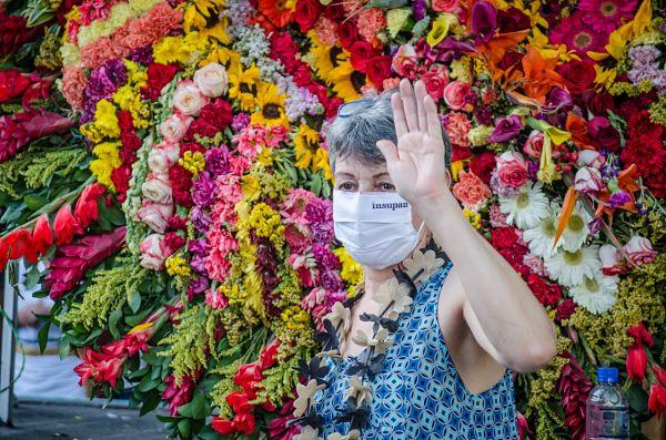 Programación Feria Flores 5 noviembre