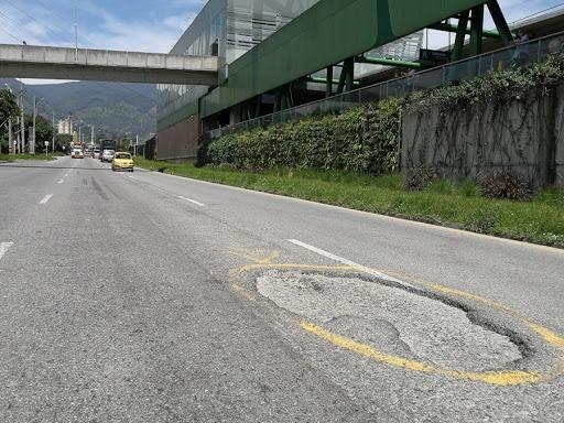 Accidente De Tránsito En Sabaneta, Muere Una Persona Que Se Movilizaba En Una Moto