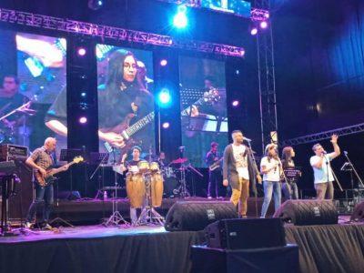 Jaime Vélez, Director Banda Vinyl: Lo Que Sentimos Fue Una Inmensa Alegría