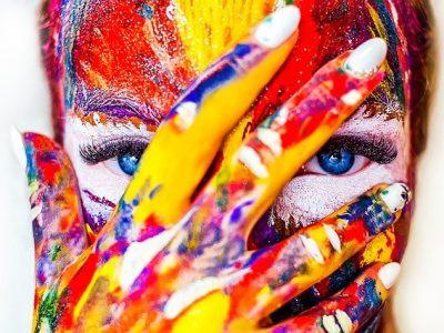 La Inspiración Para Ser Artista Es Vida