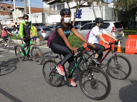 A Partir Del Domingo 24, Vuelven Las Ciclovías A La Ciudad De Medellín.