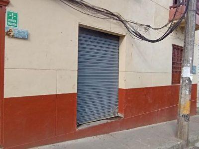 Comerciantes Inconformes Por Falta De Apoyo De Las Autoridades Después Del Incendio De La Casa Cural De San Antonio De Prado