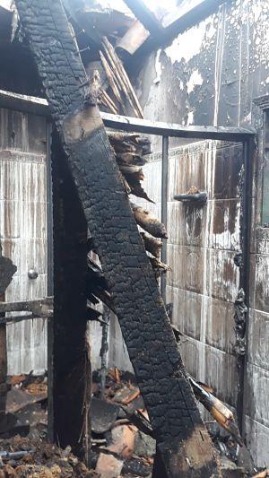 Incendio en casa Cural de San Antonio de Prado5.
