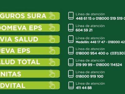 Para Ser Vacunado Contra El Covid19, Debe Actualizar Los Datos En Las EPS