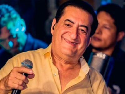 Muere El Reconocido Cantante Jorge Oñate.