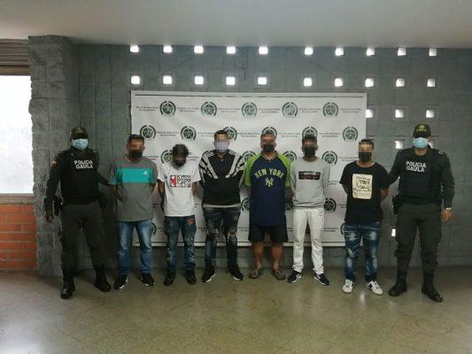 Autoridades De Medellín, Entregan Resultados Contra El Secuestro.