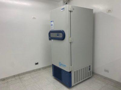 Medellín Ya Tiene El Primer Ultracongelador Para Almacenar Las Vacunas Contra El Covid19.