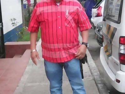 Julio Arturo Capela Gracia, Un Luchador Que Se Va.