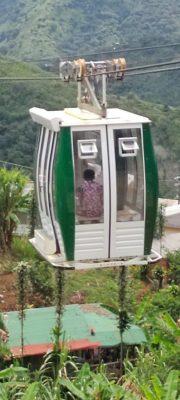 Cinco Personas Resultaron Atrapadas En Las Cabinas Del Cable De San Sebastián De Palmitas