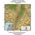 Fuerte temblor en Puerto Berrio Antioquia