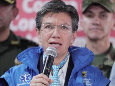 """""""No Creemos Que Se Necesita El Pico Y Cédula"""". Claudia Lopez, Alcaldesa De Bogotá"""