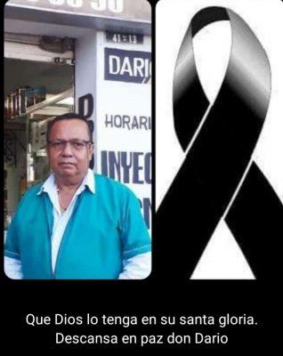 Don Darío, El Médico De La Comunidad.