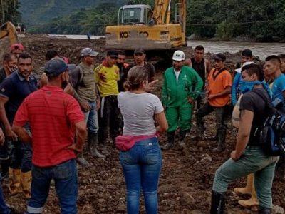 En Mina De Neira Caldas, Hallaron El Cuerpo Sin Vida De Uno De Los Mineros Atrapados