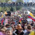 Protesta Paro Nacional 28 de Abril