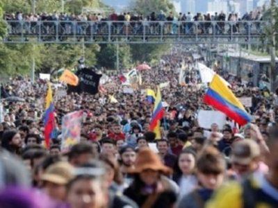 ¡No Más Violencia! Llamado De Organizaciones Civiles Y Oposición De Iván Duque