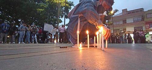 Manifestación Pacífica En San Antonio De Prado No Termina Con Balance Positivo