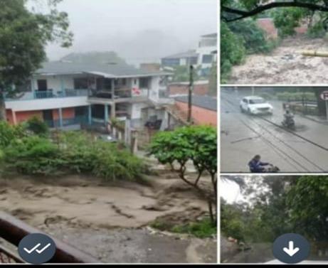 Nueva Avalancha Golpea Al Municipio De Dabeiba