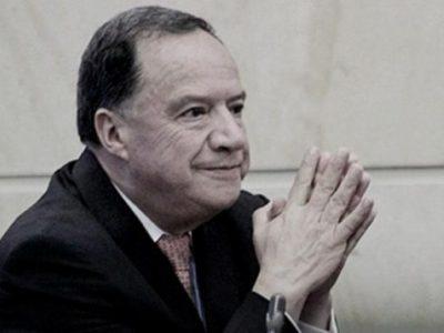 Muere El Senador Eduardo Enrique Maya Por COVID19
