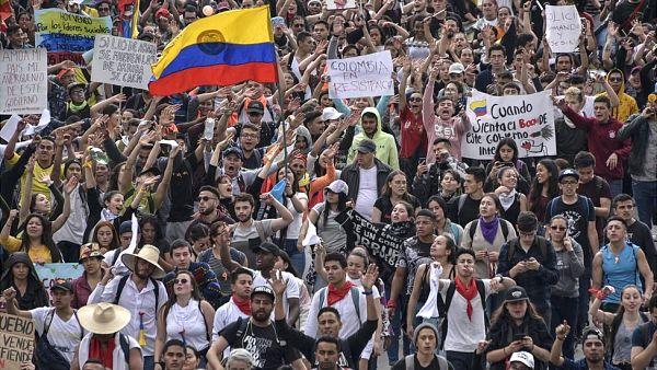 Autoridades Recomiendan Tomar Vías Alternas Por Manifestaciones En Medellín.