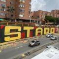 Mural en Medellín